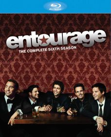 Entourage: Season 6 - (Import Blu-Ray Disc)