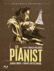 Pianist, The - (Import Blu-Ray Disc)