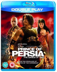 Prince of Persia - The Sands of Time - (Import Blu-Ray Disc)