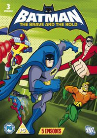 Batman - The Brave and the Bold: Volume 3 - (Import DVD)
