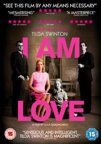 I Am Love - (Import DVD) Italian with english subtitles