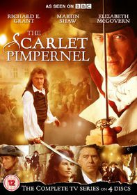Scarlet Pimpernel: The Complete Series, The - (Import DVD)