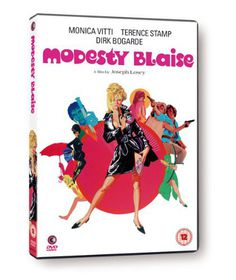 Modesty Blaise - (Import DVD)