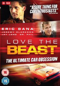 Love the Beast - (Import DVD)