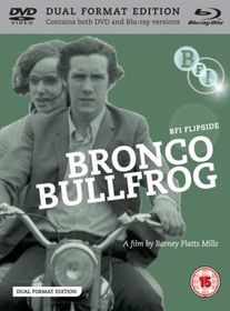 Bronco Bullfrog - (Import Blu-Ray Disc)