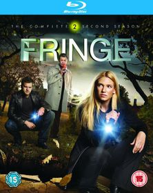 Fringe: Season 2 - (Import Blu-Ray Disc)