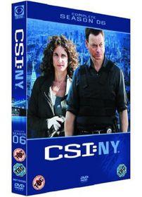 CSI New York: Complete Season 6 - (Import DVD)