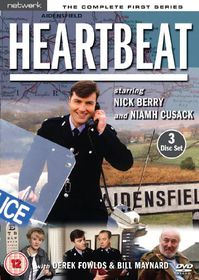 Heartbeat:The Complete First Series - (Import DVD)