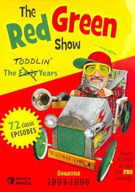 Red Green Show:Toddlin Years - (Region 1 Import DVD)