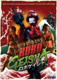 Robogeisha - (Region 1 Import DVD)