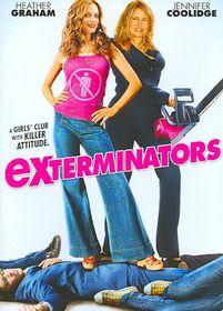 Exterminators - (Region 1 Import DVD)