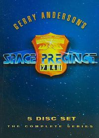 Space Precinct - (Region 1 Import DVD)
