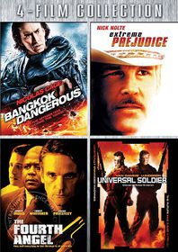 Bangkok Dangerous/Extreme Prejudice/F - (Region 1 Import DVD)
