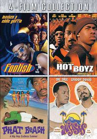 Foolish/Hot Boyz/Phat Beach/Wash - (Region 1 Import DVD)