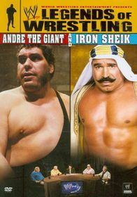 Legends of Wrestling:Andre the Giant - (Region 1 Import DVD)
