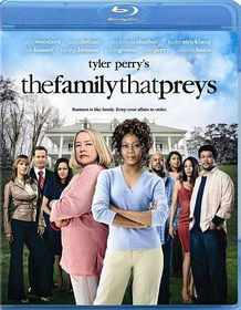 Family That Preys - (Region A Import Blu-ray Disc)