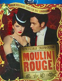 Moulin Rouge - (Region A Import Blu-ray Disc)
