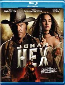 Jonah Hex - (Region A Import Blu-ray Disc)