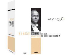 Mozart: Idomeneo - Idomeneo (CD)