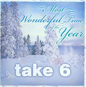 Take 6 - The Most Wonderful Time Of The Year (CD)