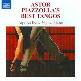 Piazolla: Best Tangos - Best Tangos (CD)