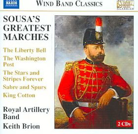 Sousa: Greatest Marches - Greatest Marches (CD)