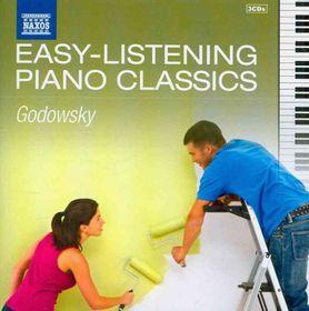 Easy Listening Piano Classics - Easy Listening Piano Classics - Godowsky (CD)