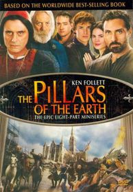 Pillars of the Earth - (Region 1 Import DVD)