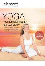 Element:Yoga for Stress Relief & Flex - (Region 1 Import DVD)