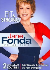 Jane Fonda Prime Time:Fit & Strong - (Region 1 Import DVD)