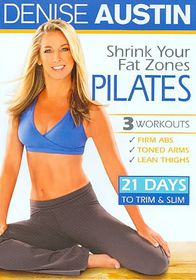 Denise Austin:Shrink Your Fat Zones P - (Region 1 Import DVD)