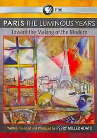 Paris:Luminous Years - (Region 1 Import DVD)