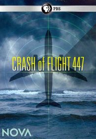 Crash of Flight 447 - (Region 1 Import DVD)