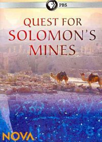 Quest for Solomon's Mines - (Region 1 Import DVD)