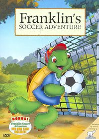 Franklin's Soccer Adventure - (Region 1 Import DVD)
