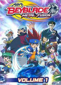 Beyblade:Metal Fusion Vol 1 - (Region 1 Import DVD)