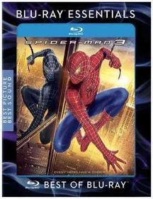 Spider Man 3 - (Region A Import Blu-ray Disc)