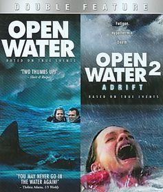 Open Water 1 & 2 - (Region A Import Blu-ray Disc)