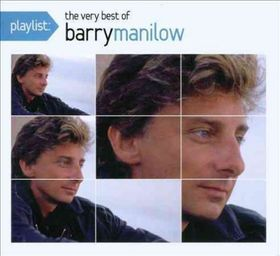 Manilow Barry - Playlist: The Very Best Of Barry Manilow (CD)