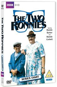 Two Ronnies: Series 8, The - (Import DVD)