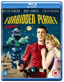 Forbidden Planet - (Import Blu-Ray Disc)