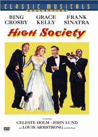 High Society (1956) - (DVD)