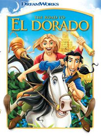 Road To El Dorado (2000) (DVD)