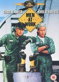 Men at Work - (DVD)