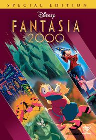 Fantasia 2000: Special Edition (1999) (DVD)