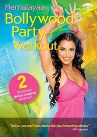 Hemalayaa:Bollywood Party Workout - (Region 1 Import DVD)