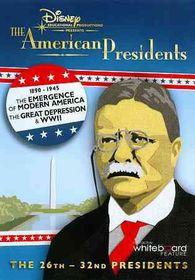 American Presidents:1890-1945 Classro - (Region 1 Import DVD)
