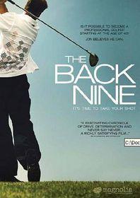 Back Nine - (Region 1 Import DVD)