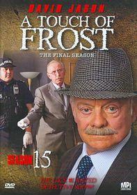 Touch of Frost:Season 15 - (Region 1 Import DVD)