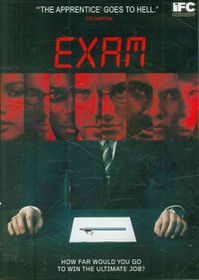 Exam - (Region 1 Import DVD)